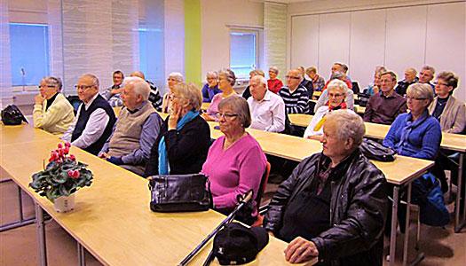 SPF Umeå Norra besökte UMEVA
