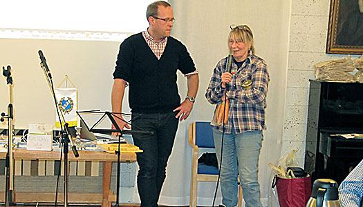 Föreläsning om ålderism hos SPF Kontakt i Bjurholm