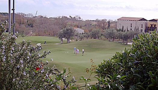 SPF Värmland på golfresa till fantastiska Costa Navarino i Grekland