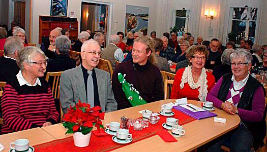 Umeå Norra firade traditionellt julens ankomst.