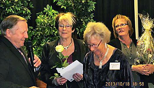 SPF Västervik firade 25-årsjubileum