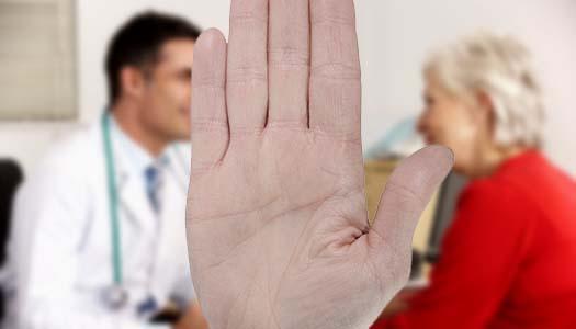– Äldre med psykisk ohälsa inte välkomna till vården