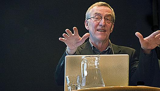 Föredrag av språkprofessor Lars-Gunnar Andersson