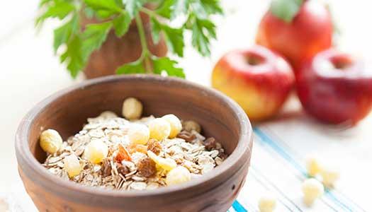 Frukt till frukost – en bra start