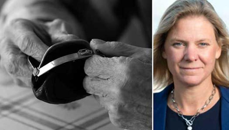 SPF kräver möte med Magdalena Andersson