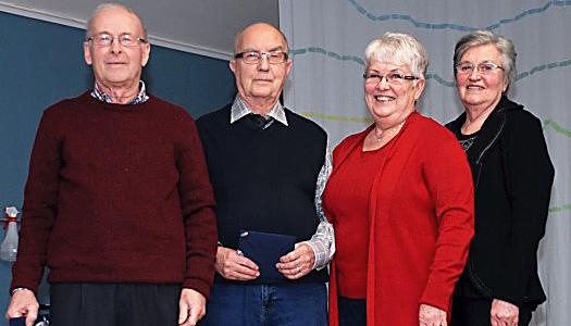 Välbesökt årsmöte UMEÅ Norra