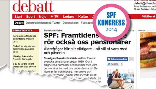 SPF kan bli Seniorerna