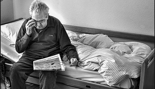Jag ser äldres situation med stor sorg!