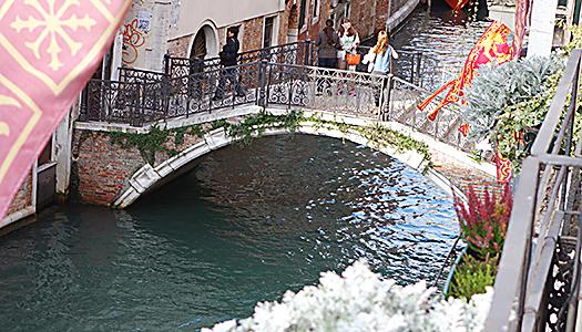 Magiskt i Venedig