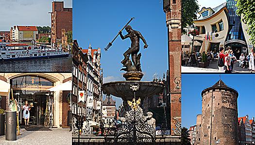 Elva skäl att resa till Gdansk