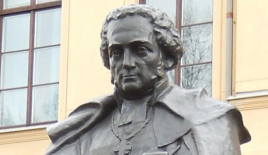 Jörgen Dicander blev Johan Olof Wallin