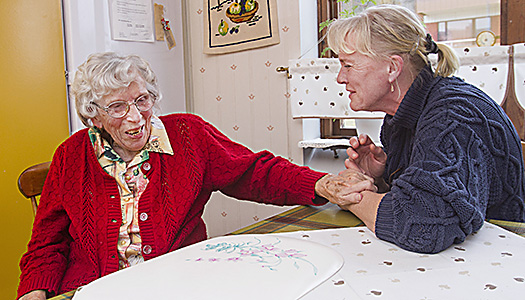 Munkedal – årets seniorvänliga kommun 2013
