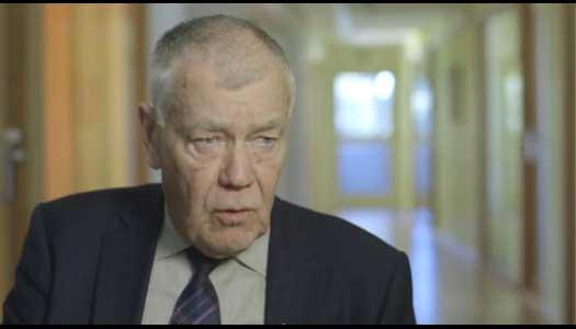 Karl Erik Olsson i GT och Agenda: Pensionärernas inkomster halkar efter betydligt.