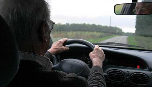 Kör bil så länge det går