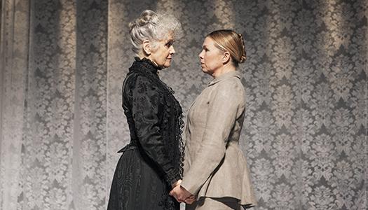 Teater: Rättframhet till sista andetaget