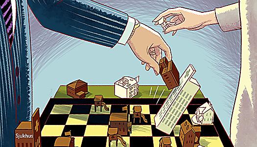 Vårdbolagens vd-löner höjdes efter Caremaskandalen