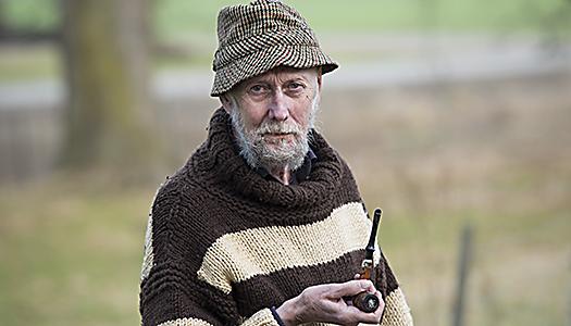 """Torgny Lindgren: """"Den som är nöjd med sitt liv måste vara galen"""""""