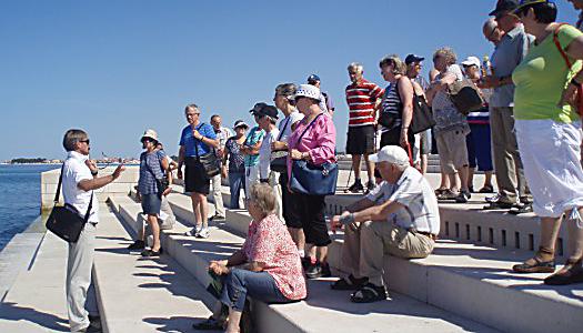 SPF Umeå Norra besökte Kroatien och Zadar 6-13 juni