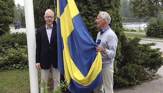 SPF Klubb 65 firar nationaldagen
