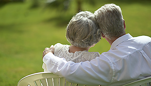 Minskad pension efter bröllop