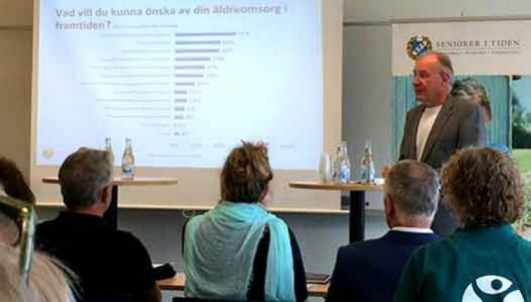 SPF-undersökning: Omsorgen oroar över generationsgränserna