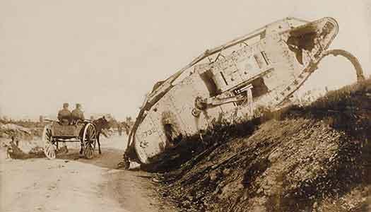 Första världskriget uppmärksammas i utställning