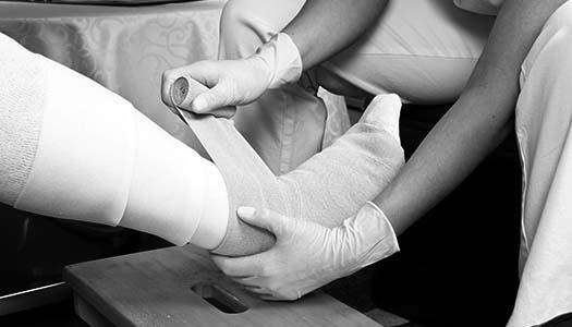 Diskriminering bakom oläkta sår