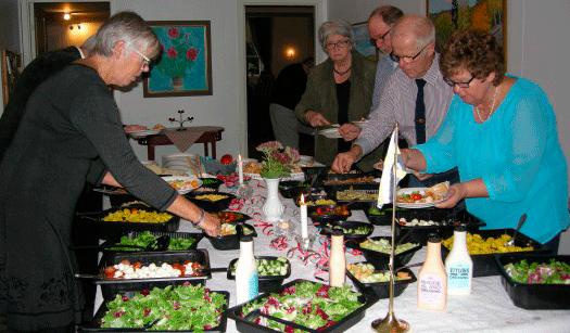 SPF Åby-Tjureda firade 50 år