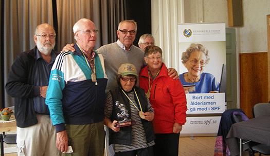 Boule-mästerskap i SPF Jämtlandsdistriktet