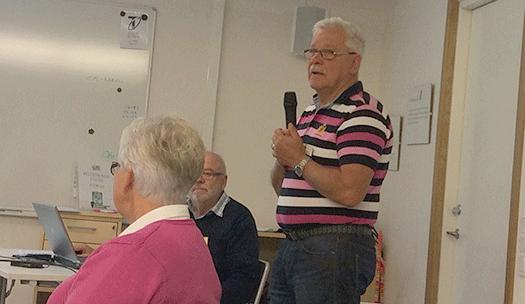 Kurs om rekryteringsfrågor i Skaraborg