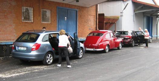 Östgötadistriktets bilorientering