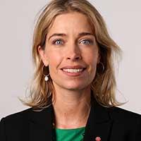Premiär för pensionsministern