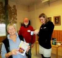 Bra boktips till lässugna seniorer i Mora