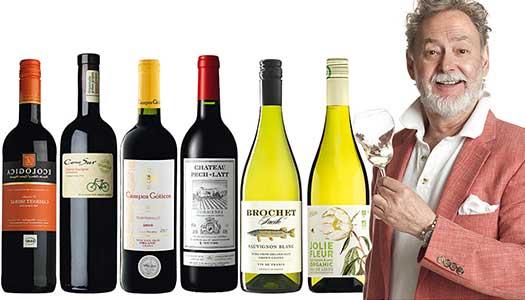Ekologiska viner växer starkt