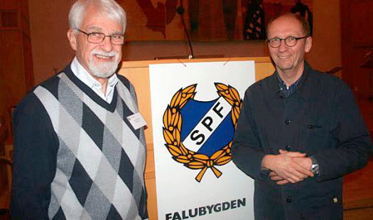 Pensionärerna i Falun engagerar sig!