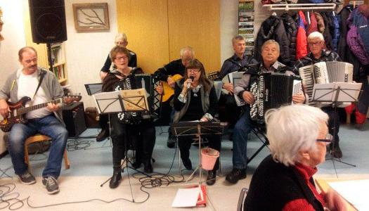 Sång och Dragspelsmusik i Sorsele