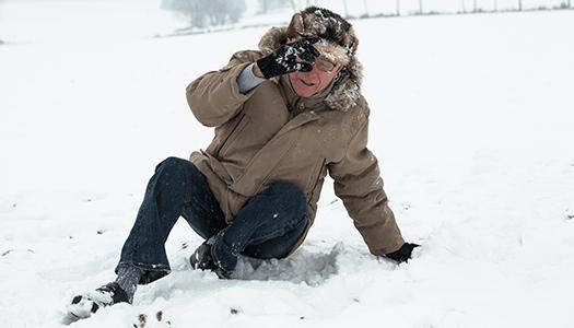 Skaffa broddar och njut av vintern!
