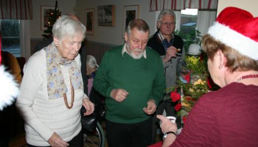Julfest i Leksand