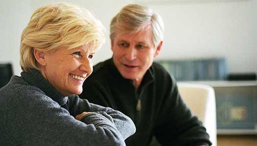 Fler för över pension till sin partner