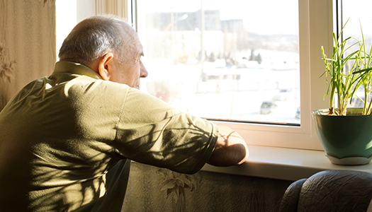 """""""Försumbar"""" tillgång till vård för deprimerade äldre"""