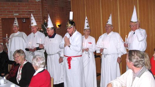 Spångaveteranerna har firat  30-årsjubileum