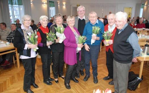 Välbesökt årsmöte med nytt namn: SPF-Seniorerna Umeå Norra