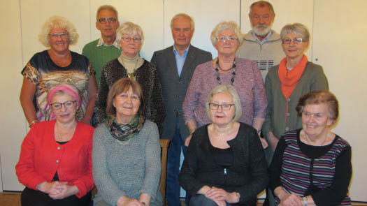 SPF Seniorerna Snöstorp, Halmstad har haft årsmöte
