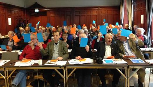 Kursen utstakad i Gävle mot större seniormakt