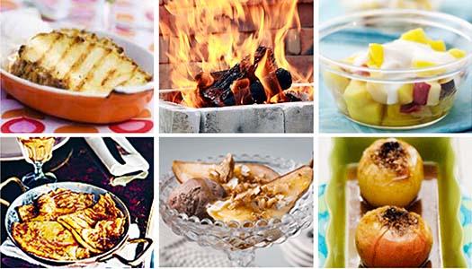 Skäm bort dig med en varm dessert