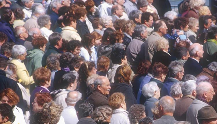 Jättekonferens: Var ska alla pensionärer hålla hus?