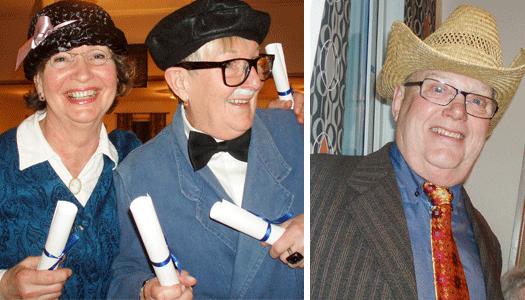 Minnesrikt 60-årsjubileum i Kungsäter