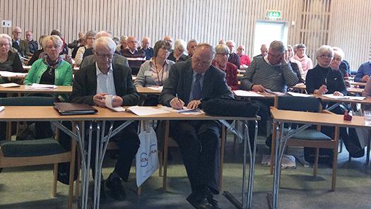 SPF Seniorerna, Skaraborgsdistriktet, nytt namn antaget på årsstämma