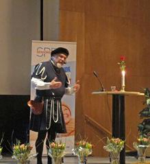 Engelbrekt Engelbrektsson på Västmanlands årsstämma