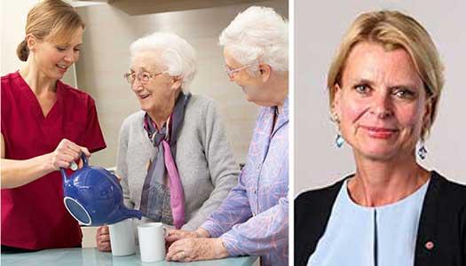 Efter kritiken: Strategi utlovas om demens och fallolyckor